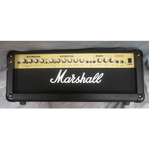 used marshall g100r solid state guitar amp head guitar center. Black Bedroom Furniture Sets. Home Design Ideas