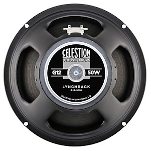 Celestion G12-50GL Lynchback George Lynch Signature Guitar Speaker 8 Ohm by Celestion