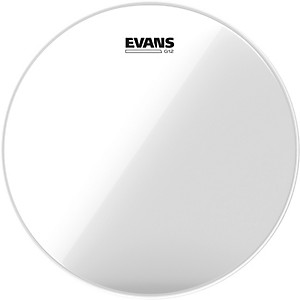 Evans G12 Clear Batter Drumhead by Evans