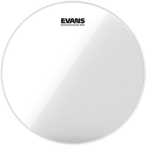 Evans G12 Clear Batter Drumhead