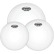 Evans G12 Coated White 12/13/16 Standard Drumhead Pack