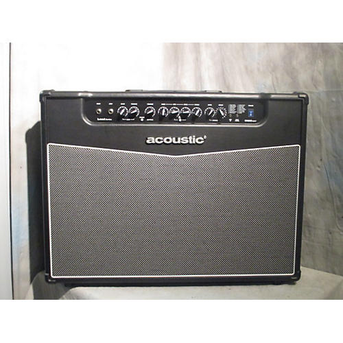 Acoustic G120 DSP 120W 2x12 Guitar Combo Amp-thumbnail