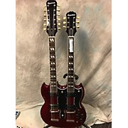 Epiphone G1275 Double Neck Solid Body Electric Guitar
