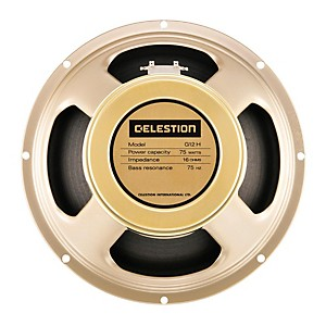 Celestion G12H-75 Creamback 12 inch Speaker 16 ohm by Celestion