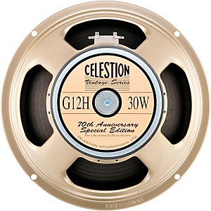 Celestion G12H Anniversary 30W, 12 inch Guitar Speaker by Celestion
