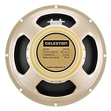 "Celestion G12M-65 Creamback 12"" 65W Guitar Speaker Level 1 8ohm"