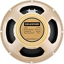 "Celestion G12M-65 Creamback 12"" Speaker 16 Ohm Level 1"