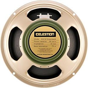 Celestion G12M Greenback 25W, 12 inch Guitar Speaker