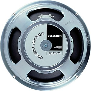 Celestion G12T-75 75W, 12 inch Guitar Speaker by Celestion