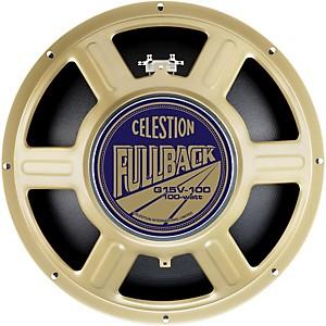 Celestion G15V-100 Fullback 15 inch 100 Watt 8 ohm Guitar Speaker by Celestion