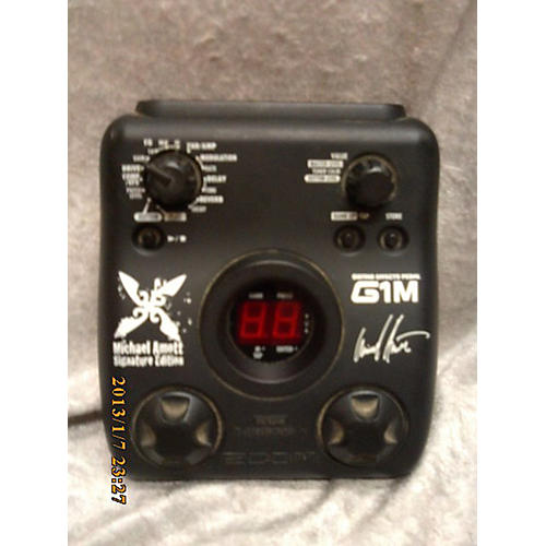 Zoom G1M Effect Processor-thumbnail