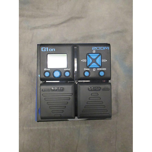 Zoom G1ON Effect Pedal Package