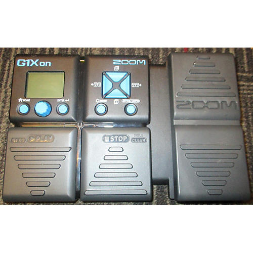 Zoom G1X On Effect Processor-thumbnail