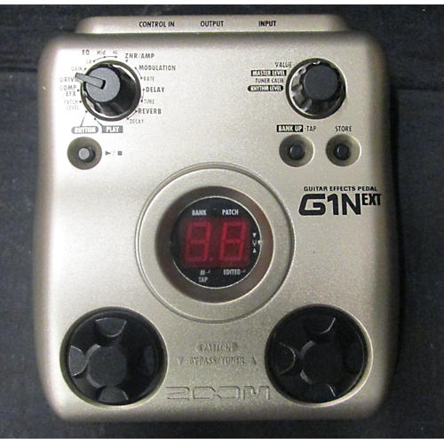 Zoom G1n Ext Effect Processor