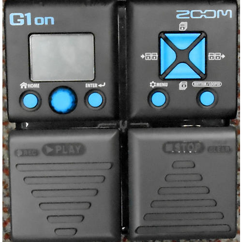 Zoom G1on Effect Processor