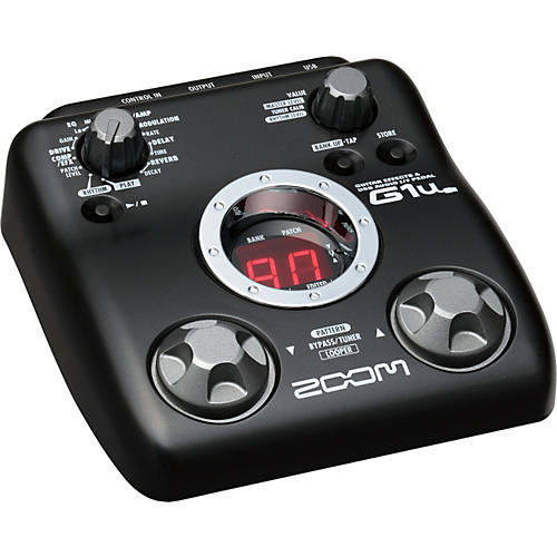 Zoom G1u Guitar Multi-Effects Pedal/USB Interface