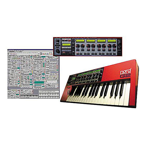 Nord G2 37-Key Modular Synth