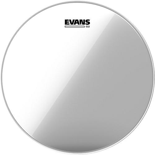 Evans G2 Clear Batter Drumhead-thumbnail
