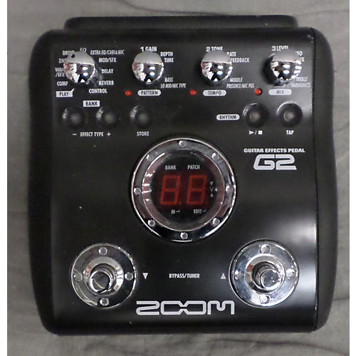 Zoom G2 Effect Pedal