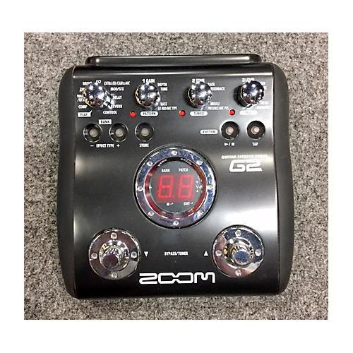Zoom G2 Effect Pedal-thumbnail