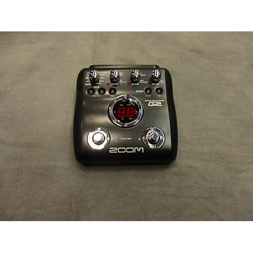 Zoom G2 Effect Processor-thumbnail
