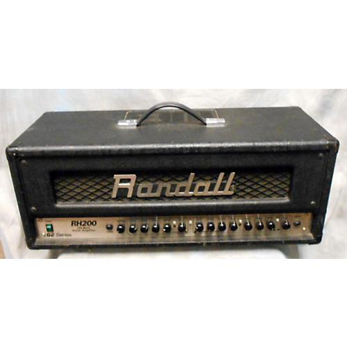 Randall G2 Series RH200 Guitar Amp Head