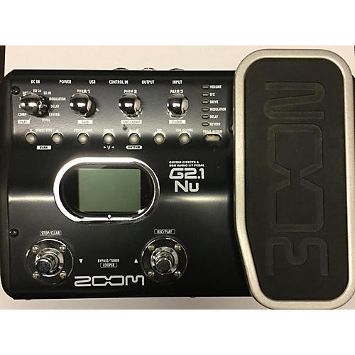 Zoom G2.1NU Effect Processor