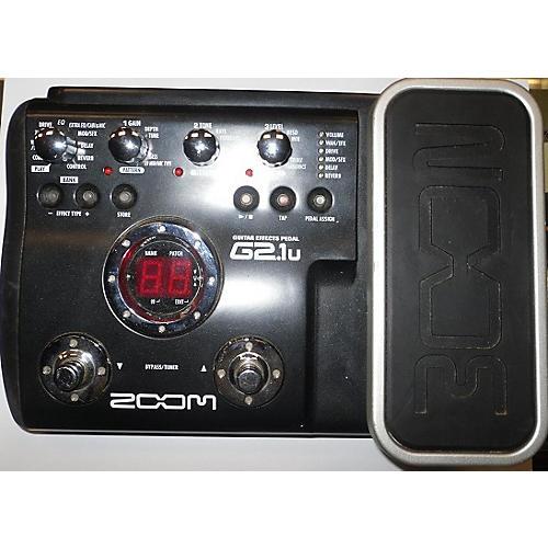 Zoom G2.1U Effect Processor