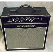 Acoustic G20 20W 1x10 Guitar Combo Amp