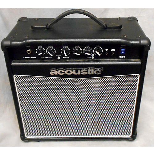 In Store Used G20 Guitar Combo Amp-thumbnail