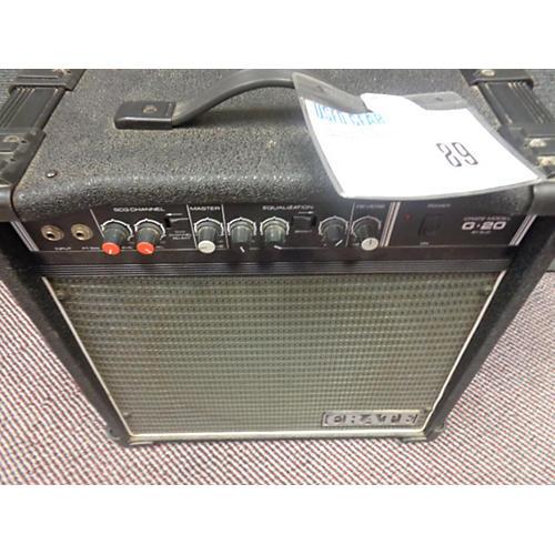 Crate G20 Slm Guitar Combo Amp