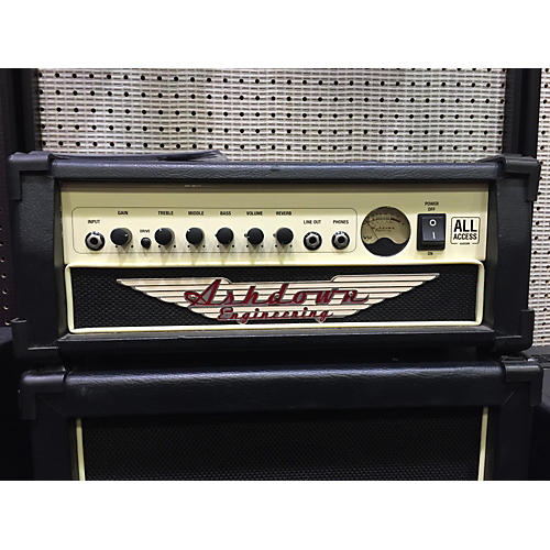 Ashdown G20R Solid State Guitar Amp Head