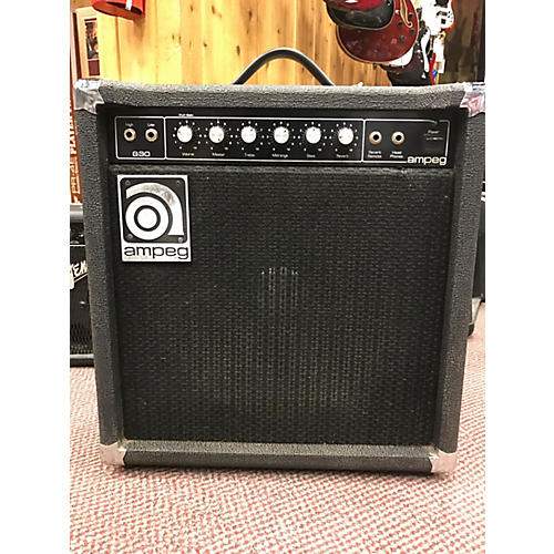 used ampeg g30 guitar combo amp guitar center. Black Bedroom Furniture Sets. Home Design Ideas
