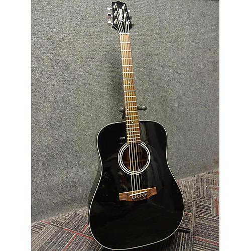 Takamine G320 BK Acoustic Guitar-thumbnail
