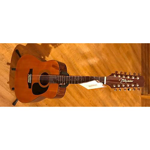 Takamine G335 12 String Acoustic Guitar-thumbnail