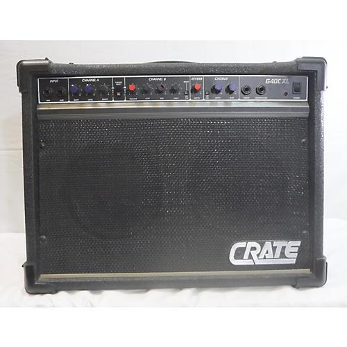 used crate g40c guitar combo amp guitar center. Black Bedroom Furniture Sets. Home Design Ideas