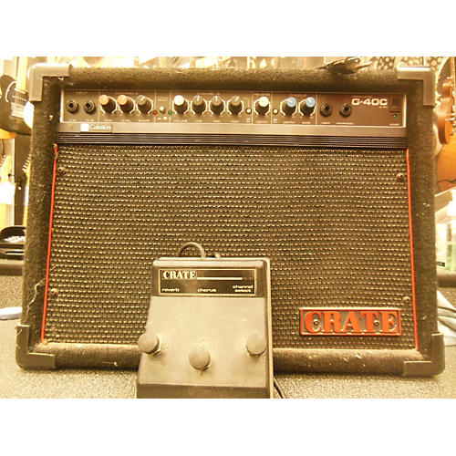 Crate G40c Guitar Combo Amp