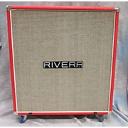 Rivera G410 RED Guitar Cabinet