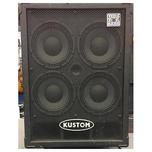 Kustom G410H Bass Cabinet