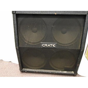 Pre-owned Crate G412SL Guitar Cabinet by Crate