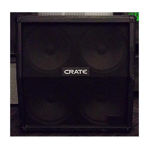 Crate G412SL Slant Cab Guitar Cabinet