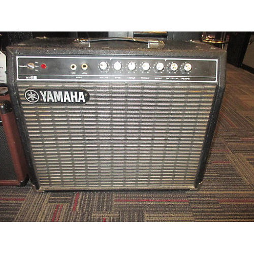 used yamaha g50 112 guitar combo amp guitar center. Black Bedroom Furniture Sets. Home Design Ideas
