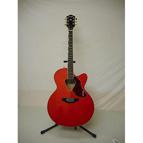 used gretsch guitars g5022ce acoustic electric guitar guitar center. Black Bedroom Furniture Sets. Home Design Ideas