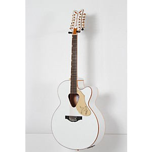Gretsch Guitars G5022CWFE-12 Rancher Falcon Jumbo 12 String Acoustic-Electr...