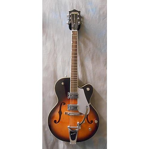 used gretsch guitars g5120 electromatic 2 color sunburst hollow body electric guitar guitar center. Black Bedroom Furniture Sets. Home Design Ideas
