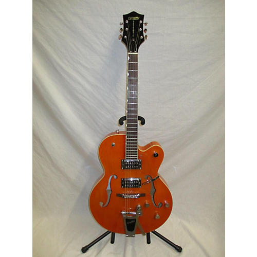 used gretsch guitars g5120 electromatic hollow body electric guitar orange guitar center. Black Bedroom Furniture Sets. Home Design Ideas