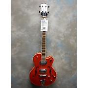 Gretsch Guitars G5123B Semi-Hollow Electric Bass Guitar