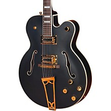Gretsch Guitars G5191 Tim Armstrong Electromatic Hollowbody Electric Guitar Level 1 Black