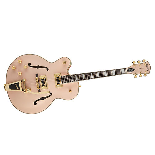 Gretsch Guitars G5191TMS Tim Armstrong Electromatic Left-Handed Hollowbody Guitar-thumbnail