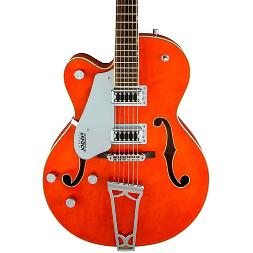 gretsch guitars g5420lh electromatic hollowbody left handed electric guitar orange stain. Black Bedroom Furniture Sets. Home Design Ideas